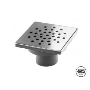 Sumidero Plato Ducha.Kit Para Plato De Ducha De Obra Con Proteccion Impermeable Incorporada