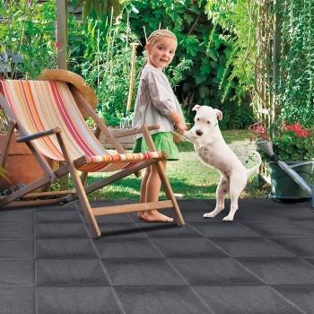 Baldosas de Exterior para jardines, terrazas y patios